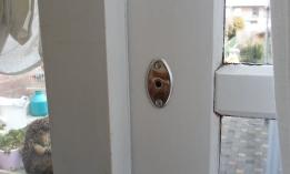 deur montage binnekant